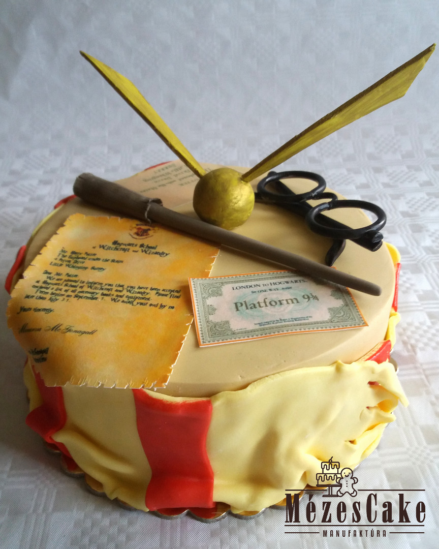 Harry Potter torta